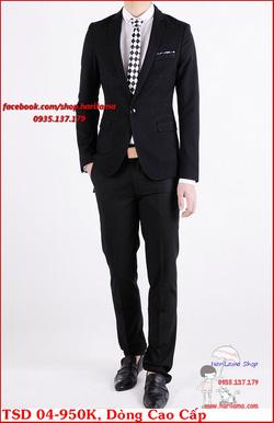 Ảnh số 51: Áo Vest Nam, Áo Vest Nam Style Hàn, Vest Cưới, Vest TSD MS03 - Giá: 750.000