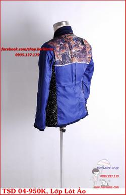 Ảnh số 55: Áo Vest Nam, Áo Vest Nam Style Hàn, Vest Cưới, Vest TSD MS04 - Giá: 750.000
