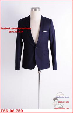 Ảnh số 59: Áo Vest Nam, Áo Vest Nam Style Hàn, Vest Cưới, Vest TSD MS06 - Giá: 750.000