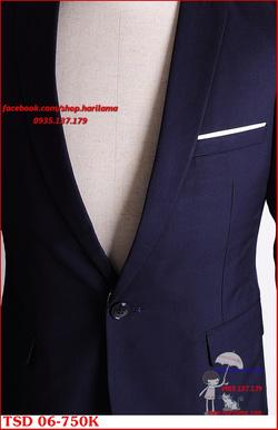 Ảnh số 60: Áo Vest Nam, Áo Vest Nam Style Hàn, Vest Cưới, Vest TSD MS06 - Giá: 750.000