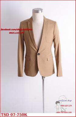 Ảnh số 61: Áo Vest Nam, Áo Vest Nam Style Hàn, Vest Cưới, Vest TSD MS07 - Giá: 750.000