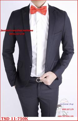 Ảnh số 66: Áo Vest Nam, Áo Vest Nam Style Hàn, Vest Cưới, Vest TSD MS11 - Giá: 750.000