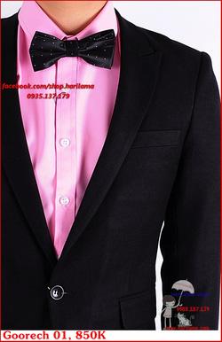 Ảnh số 83: Áo Vest Nam, Áo Vest Nam Style Hàn, Vest Cưới, Vest Goorech MS01, 850K - Giá: 850.000