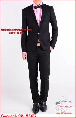 Ảnh số 84: Áo Vest Nam, Áo Vest Nam Style Hàn, Vest Cưới, Vest Goorech MS02, 850K - Giá: 850.000