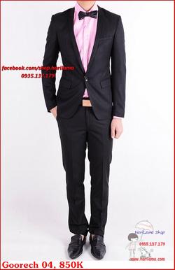 Ảnh số 88: Áo Vest Nam, Áo Vest Nam Style Hàn, Vest Cưới, Vest Goorech MS04, 850K - Giá: 850.000