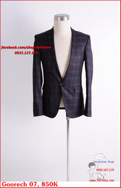Ảnh số 93: Áo Vest Nam, Áo Vest Nam Style Hàn, Vest Cưới, Vest Goorech MS07, 850K - Giá: 850.000