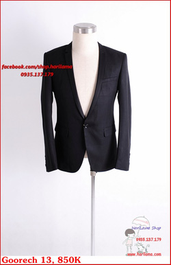 Ảnh số 99: Áo Vest Nam, Áo Vest Nam Style Hàn, Vest Cưới, Vest Goorech MS13, 850K - Giá: 850.000