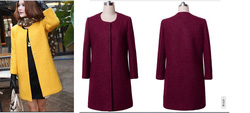Ảnh số 8: áo dạ hai lớp - Giá: 590.000