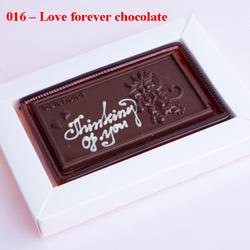 Ảnh số 29: Love forever chocolate - Giá: 68.000