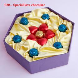 Ảnh số 37: Special love chocolate - Giá: 340.000