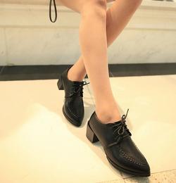 Ảnh số 53: Giày Oxford mũi nhọn OF06 - Giá: 150.000
