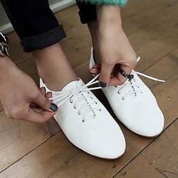 Ảnh số 54: Giày oxford trắng - Giá: 180.000