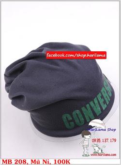 Ảnh số 6: Mũ Nam, Mũ Len Nam, Mũ Nỉ Nam, Mũ Khăn Nam, Mũ Nam Hàn Quốc - Giá: 100.000