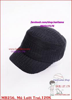 Ảnh số 15: Mũ Nam, Mũ Len Nam, Mũ Nỉ Nam, Mũ Khăn Nam, Mũ Nam Hàn Quốc - Giá: 120.000