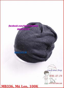 Ảnh số 25: Mũ Nam, Mũ Len Nam, Mũ Nỉ Nam, Mũ Khăn Nam, Mũ Nam Hàn Quốc - Giá: 100.000
