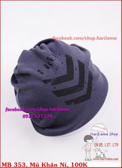 Ảnh số 29: Mũ Nam, Mũ Len Nam, Mũ Nỉ Nam, Mũ Khăn Nam, Mũ Nam Hàn Quốc - Giá: 100.000