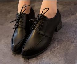 Ảnh số 29: Giày Oxford mũi nhọn OF05 - Giá: 250.000