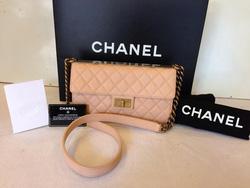 Ảnh số 19: MS 1150 Túi Chanel màu hồng size medium mới 100% full box đeo chéo đc nhé giá 50 triệu - Giá: 1.000
