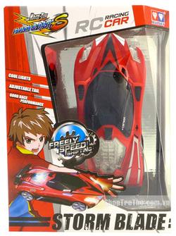 Ảnh số 6: Thần xe siêu tốc Flash & Dash S - Thần Bão Tố YW298010 - Giá: 449.000