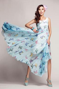 Ảnh số 5: Váy maxi Ladyroy - 0514 - Giá: 470.000