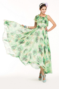 Ảnh số 29: Váy maxi Ladyroy - 2014 - Giá: 470.000