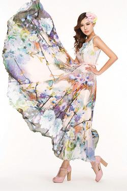 Ảnh số 76: Váy maxi Ladyroy - 2614 - Giá: 390.000