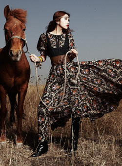 Ảnh số 88: Váy maxi Ladyroy - 2914 - Giá: 600.000