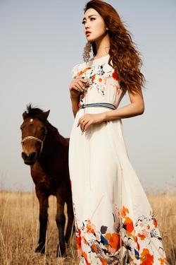 Ảnh số 90: Váy maxi Ladyroy - 3114 - Giá: 600.000