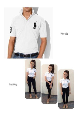 Ảnh số 10: áo đôi polo hang vnxk 1 doi gia - Giá: 220.000