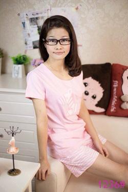 Ảnh số 5: bộ đồ mặc nhà pink - Giá: 175.000