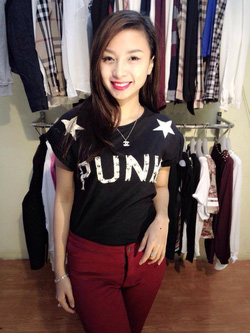 Ảnh số 8: Phông Zara TQXK Punk - Giá: 250.000