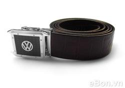Ảnh số 82: Thắt lưng nam với logo Volkswagen T789 - Giá: 535.000