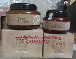 Ảnh số 82: Dầu hấp dưỡng phục hồi tóc Nashi Argan Deep Infusion 250ml - Giá: 500.000