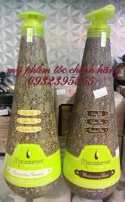 Ảnh số 18: Gội xả trẻ hóa tóc  Macadamia 1000ml - Giá: 1.720.000