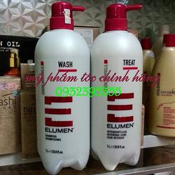 Ảnh số 45: Gội hấp cho tóc nhuộm Elumen 1000ml - Giá: 1.400.000
