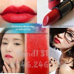 Ảnh số 24: Son Rimmel London Kate Moss Lasting Finish Lipstick - Giá: 130.000
