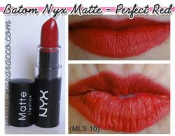 Ảnh số 28: NYX Matte Lipstick - Giá: 140.000