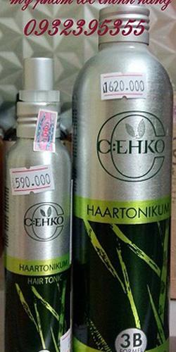 Ảnh số 5: Xịt kích thích mọc tóc Cehko 75ml - Giá: 580.000