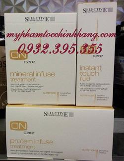 Ảnh số 54: Bộ sản phâm huyết thanh, mật hoa và tinh dàu phục hồi tóc - Giá: 1.150.000