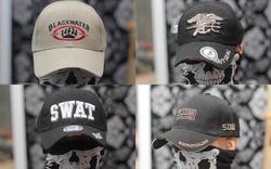 Ảnh số 28: Mũ lưỡi trai 5.11, Navy seal, BlackWater, SWAT - Giá: 150.000