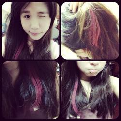 Ảnh số 70: Phấn nhuộm tóc Highlight Korea - Giá: 30.000