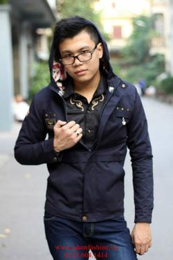 Ảnh số 6: áo khoác nam - Giá: 480.000