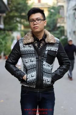 Ảnh số 10: áo khoác nam - Giá: 480.000