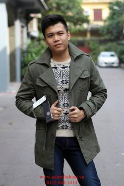Ảnh số 15: áo khoác nam - Giá: 750.000