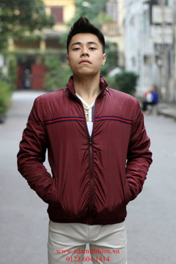 Ảnh số 22: áo khoác nam - Giá: 480.000