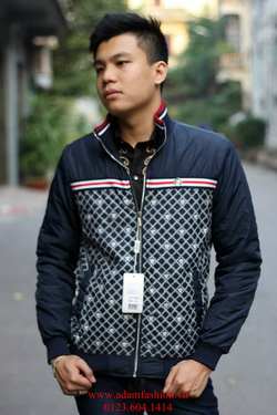 Ảnh số 40: áo khoác nam - Giá: 420.000