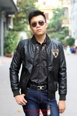 Ảnh số 42: áo khoác nam - Giá: 420.000