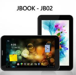 Ảnh số 4: Máy tính bảng JBook JB02 - Giá: 1.790.000