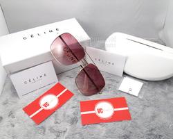 Ảnh số 70: Kính Celine Mắt Vuông (màu hồng , xanh , trà) = Hàng Malaysia -Fullbox : Như hình - Mobie-Viber : 0914383631 Add : 49A TRần Quốc Toản - Hoàn Kiếm - Hà Nội - Giá: 1.250.000