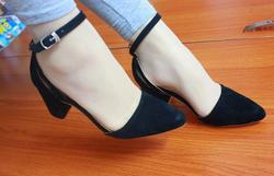 Ảnh số 81: Giày cao gót mũi nhọn CG15 - Giá: 350.000